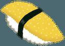 :sushi_kazunoko: